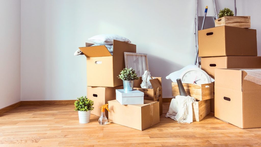 cartons de déménagements